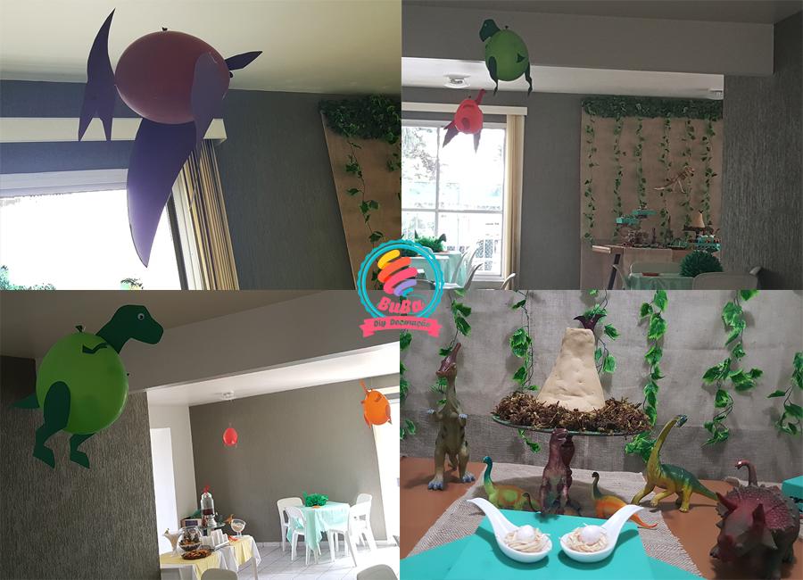 dinossauros party